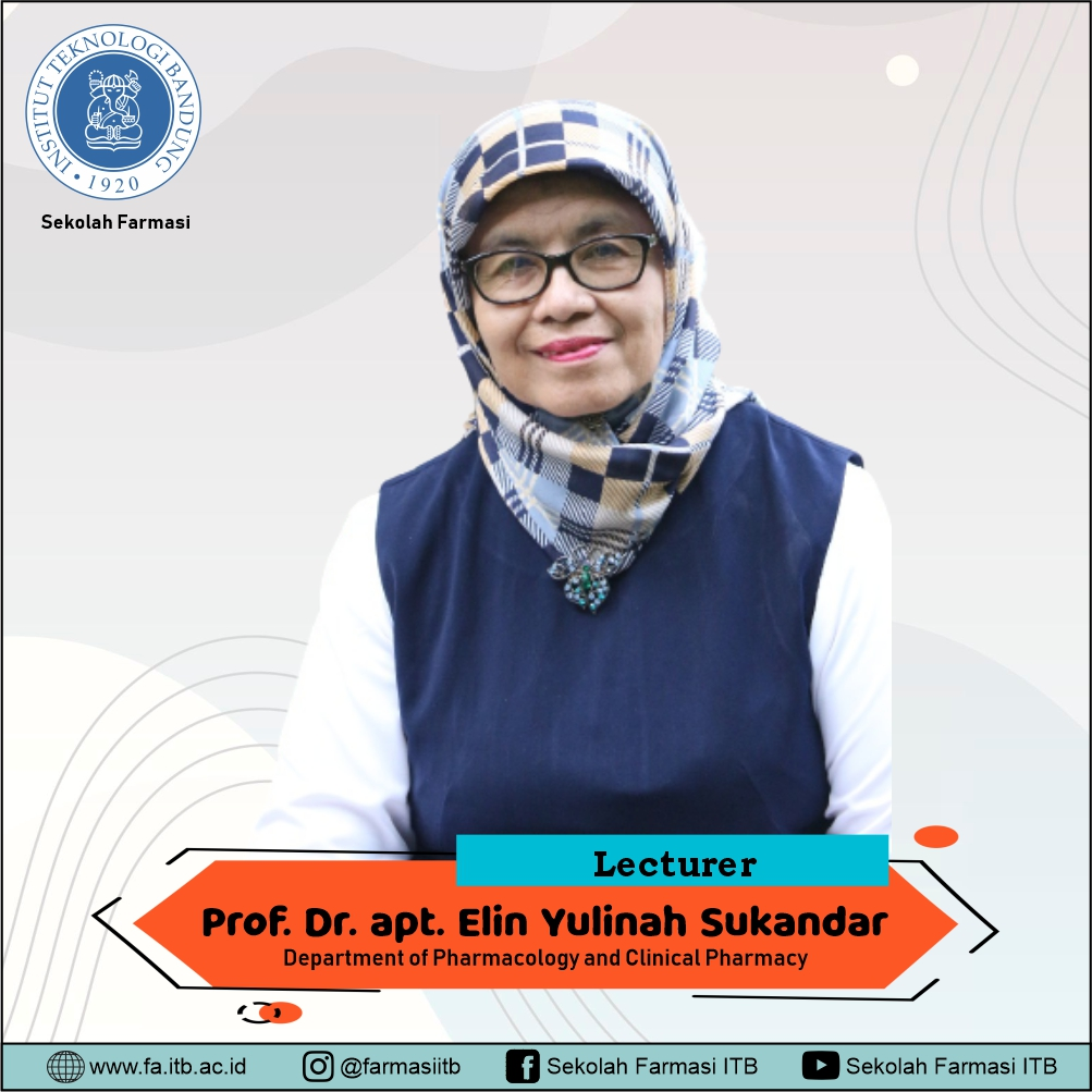 Get closer with Prof. Elin Yulinah, Bright and Full Achievement Researcher and Lecturer